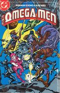 Omega Men (1983 1st Series) 21