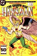 Shadow War of Hawkman (1985) 2