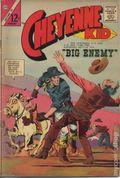 Cheyenne Kid (1958 Charlton) 49