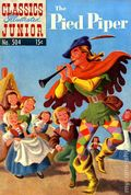 Classics Illustrated Junior (1953 - 1971 1st Print) 504