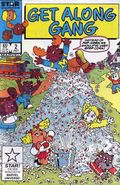 Get Along Gang (1985 Marvel/Star Comics) 2