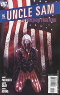Uncle Sam and the Freedom Fighters (2006 1st Series) 5