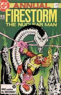 Firestorm (1982 2nd Series) Annual 4
