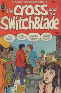 Cross and the Switchblade (1972 Spire/Barbour) 1SPIRE35