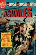 Hercules (1967 Charlton Comic) 8