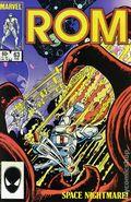 Rom (1979-1986 Marvel) 63
