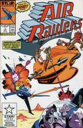 Air Raiders (1987 Marvel/Star Comics) 1