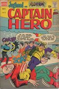 Jughead as Captain Hero (1966) 1