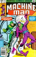 Machine Man (1978 1st Series) 14