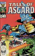 Tales of Asgard (1984 2nd Series) 1