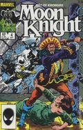 Moon Knight (1985 2nd Series) Fist of Khonshu 4