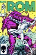 Rom (1979-1986 Marvel) 70