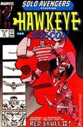 Solo Avengers (1987-1989 Marvel) 6
