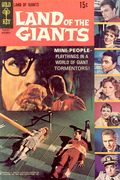 Land of the Giants (1968 Gold Key) 1