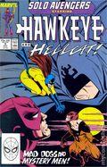 Solo Avengers (1987-1989 Marvel) 9