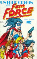 Untold Origin of the Femforce (1989) 1