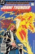 Jonni Thunder (1985 DC) AKA Thunderbolt 1