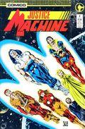 Justice Machine (1987 Comico/Innovation) 2