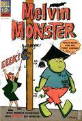 Melvin Monster (1965 Dell) 3