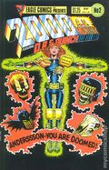 2000 AD Monthly/Presents/Showcase (1986 2nd Series) 2