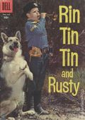 Rin Tin Tin (1954-1957 Dell) 18