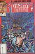 Machine Man (1984 2nd Series) 1