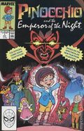 Pinocchio and the Emperor of the Night (1988) 1