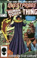 Questprobe (1984 Marvel) 3