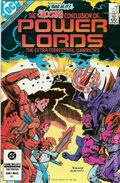Power Lords (1983 DC) 3