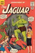 Adventures of the Jaguar (1961) 7-12CENT