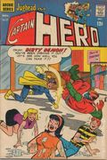 Jughead as Captain Hero (1966) 7