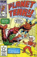 Planet Terry (1985 Marvel/Star Comics) 7