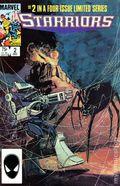 Starriors (1984 Marvel) 2