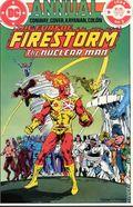 Firestorm (1982 2nd Series) Annual 2