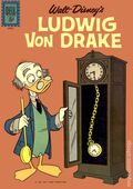 Ludwig Von Drake (1961-1962 Dell) 3