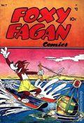 Foxy Fagan Comics (1946) 7