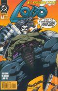 Lobo (1993 2nd Series DC) 1