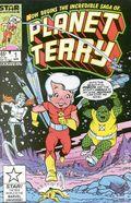 Planet Terry (1985 Marvel/Star Comics) 1