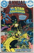 All Star Squadron (1982) Annual 3