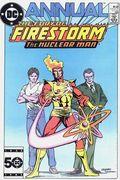 Firestorm (1982 2nd Series) Annual 3