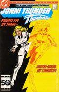 Jonni Thunder (1985 DC) AKA Thunderbolt 3