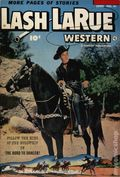 Lash Larue Western (1949 Fawcett/Charlton) 41
