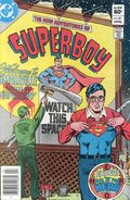 New Adventures of Superboy (1980 DC) 40