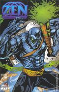 Zen Intergalactic Ninja Color (1995 Entity Volume 2) 1A