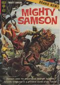 Mighty Samson (1964 Gold Key) 1