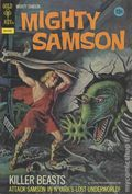 Mighty Samson (1964 Gold Key) 21