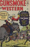 Gunsmoke Western (1955 Marvel/Atlas) 71