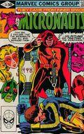 Micronauts (1979 1st Series) 34