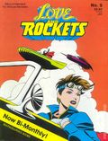 Love and Rockets (1982 1st Series) Magazine 2nd Printing 5