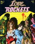 Love and Rockets (1982 1st Series) Magazine 3rd Printing 1